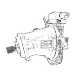 Гидронасосы (гидромоторы) регулируемые серии 303,313