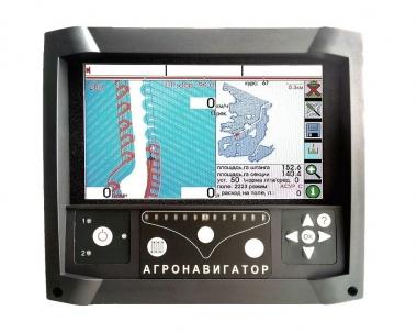 Агронавигатор-АСУР-Секции. Стриж-02