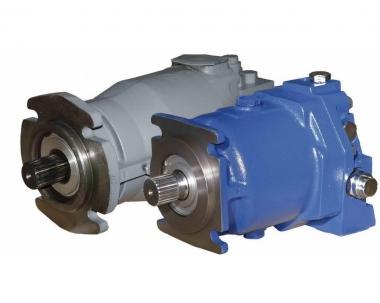 Гидромотор аксиально-поршневой МП-90 (реверсивный, вал 21 шлиц)