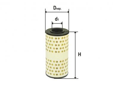 Фильтр топливный А65.01.100 (240-1117.030) фильтроэлемент