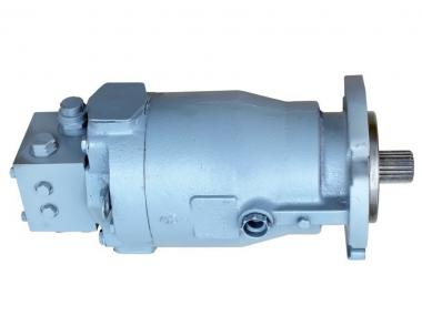 Гидромотор аксиально-поршневой МП-90 (реверсивный, вал 23 шлица)