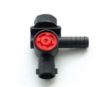 Отсечное устройство d14мм левое