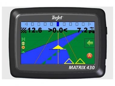 Навигатор Teejet Matrix 430