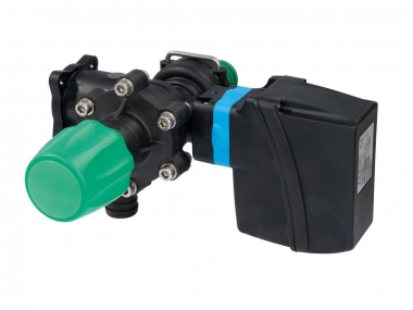Клапан главный электрический 150 л/мин